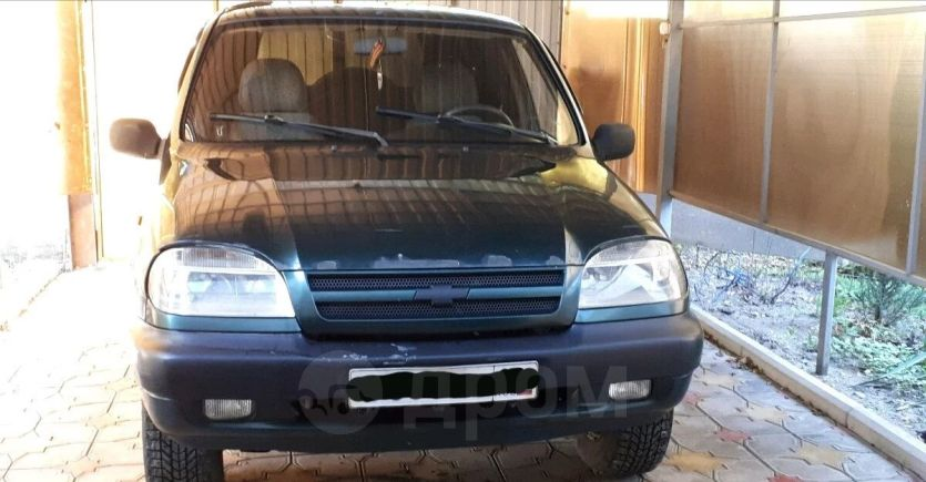 Chevrolet Niva, 2004 год, 145 000 руб.