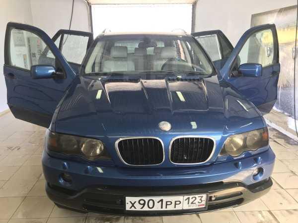BMW X5, 2001 год, 360 000 руб.