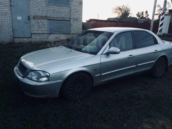 Kia Magentis, 2001 год, 120 000 руб.