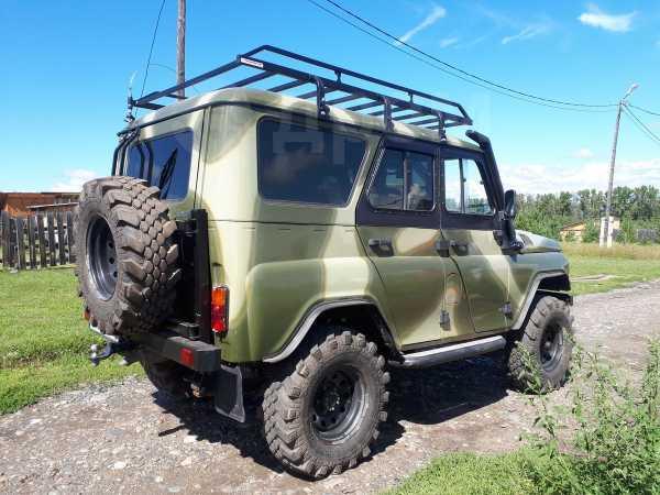 УАЗ Хантер, 2007 год, 599 000 руб.