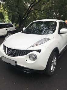 Красноярск Nissan Juke 2013
