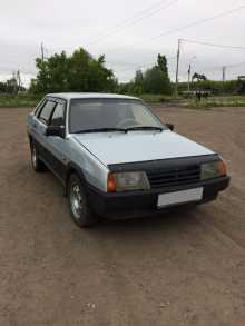 ВАЗ (Лада) 21099, 2004 г., Омск