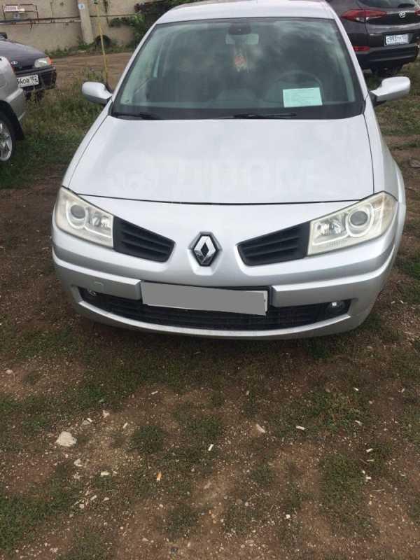 Renault Megane, 2007 год, 255 000 руб.