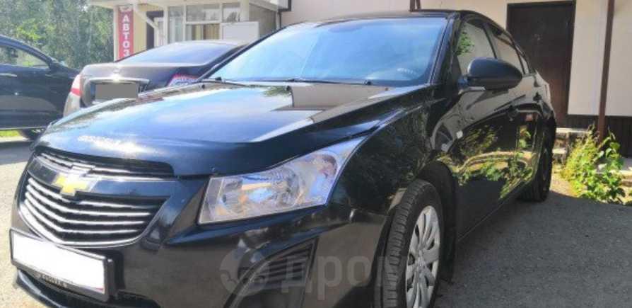 Chevrolet Cruze, 2014 год, 499 000 руб.