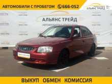 Hyundai Accent, 2005 г., Омск