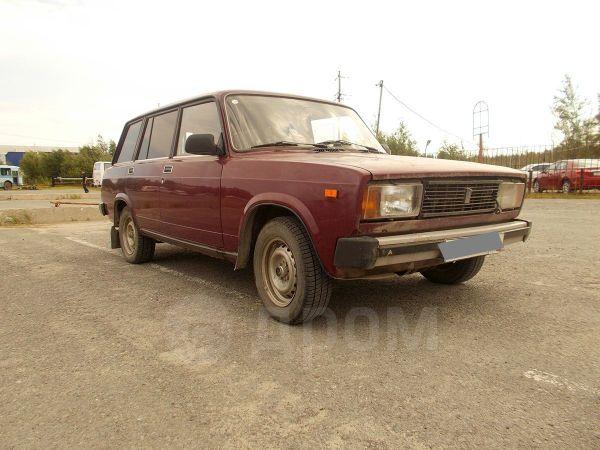Лада 2104, 2001 год, 120 000 руб.