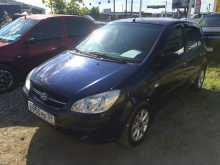 Hyundai Getz, 2007 г., Пермь