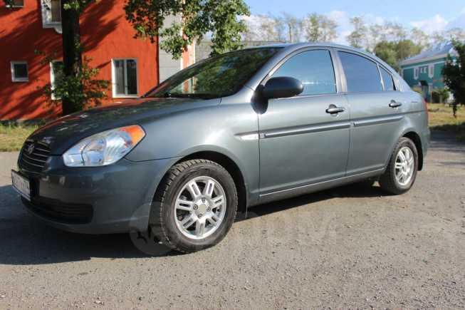 Hyundai Verna, 2006 год, 250 000 руб.