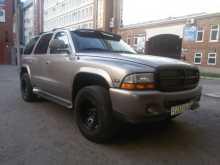 Dodge Durango, 2000 г., Омск