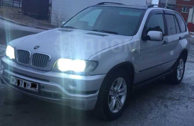 BMW X5, 2000 год, 445 000 руб.