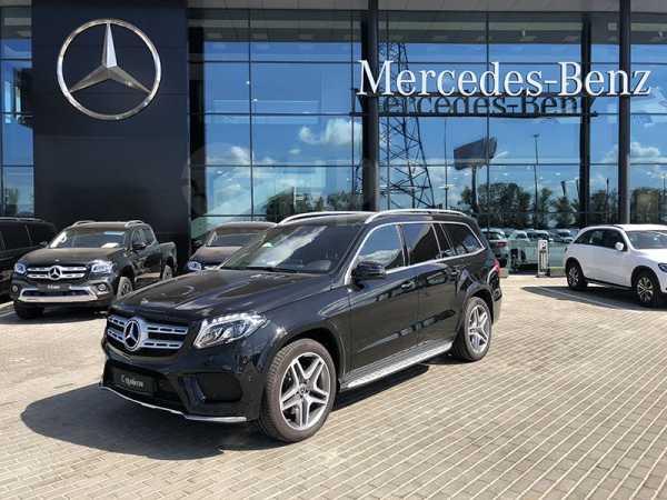 Mercedes-Benz GLS-Class, 2017 год, 5 292 769 руб.