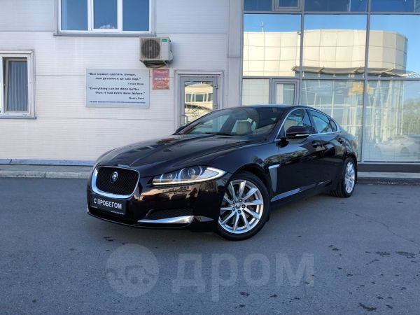 Jaguar XF, 2012 год, 890 000 руб.