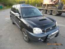Северобайкальск Santa Fe 2003