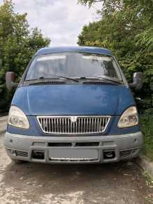ГАЗ 2217 Баргузин, 2004 г., Новосибирск