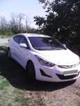 Hyundai Elantra, 2014 год, 750 000 руб.