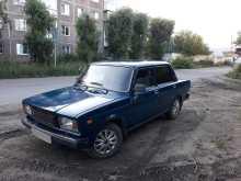 ВАЗ (Лада) 2107, 2003 г., Омск