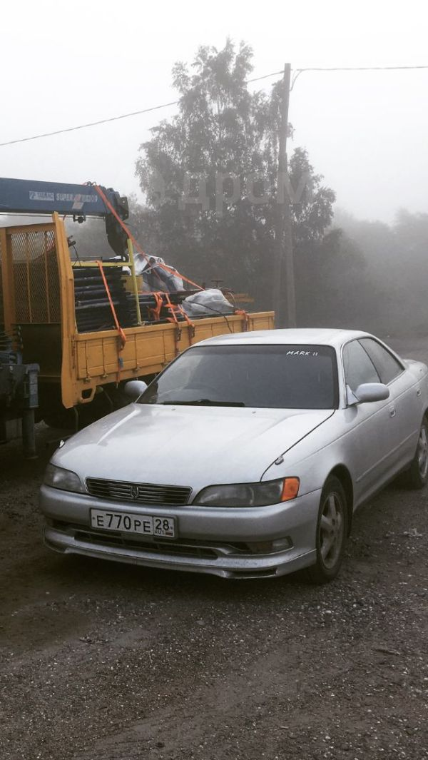 Toyota Mark II, 1995 год, 225 000 руб.
