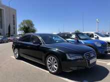 Краснодар Audi A8 2013