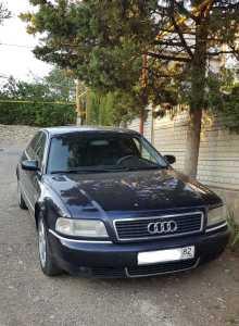 Алушта A8 2001