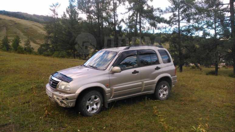 Suzuki Grand Vitara, 2003 год, 420 000 руб.