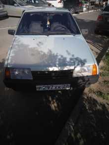 Барнаул 21099 2002