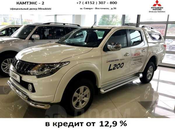 Mitsubishi L200, 2017 год, 2 000 000 руб.