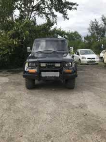 Кызыл Land Cruiser Prado