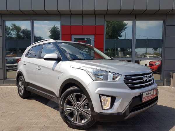Hyundai Creta, 2018 год, 1 116 000 руб.