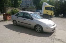 Новосибирск Focus 2001
