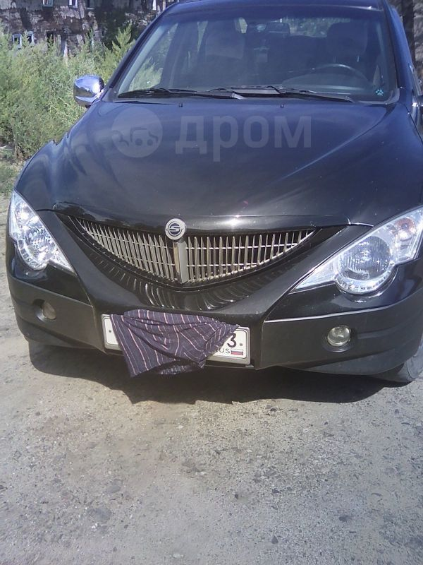 SsangYong Actyon Sports, 2011 год, 420 000 руб.
