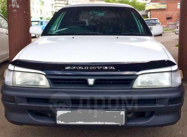 Toyota Sprinter, 1999 год, 179 000 руб.