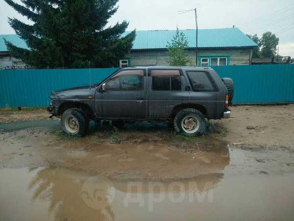 Nissan Terrano, 1993 год, 65 000 руб.