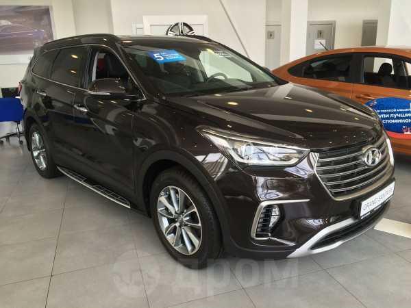 Hyundai Grand Santa Fe, 2017 год, 2 350 000 руб.