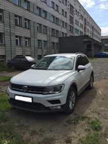 Новосибирск Tiguan 2017