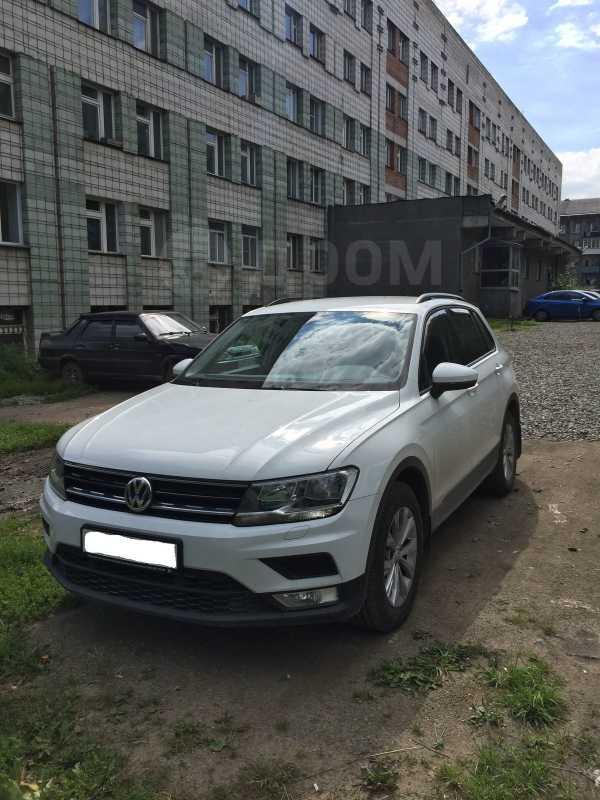 Volkswagen Tiguan, 2017 год, 1 430 000 руб.