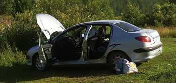 Peugeot 206, 2006 г., Красноярск