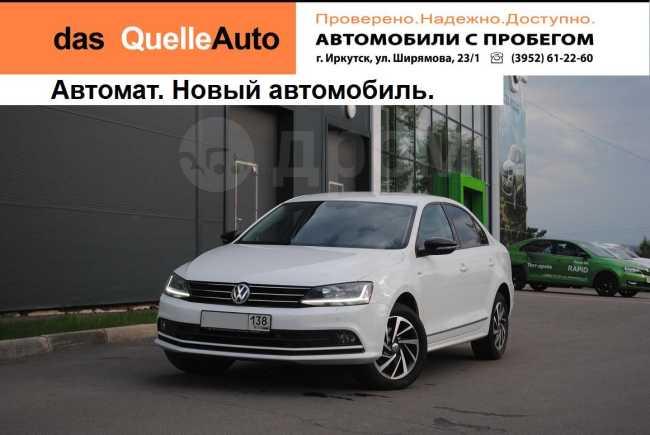 Volkswagen Jetta, 2018 год, 1 059 000 руб.