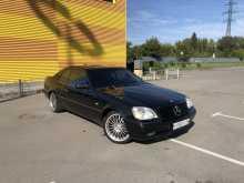 Mercedes-Benz CL-класс, 1998 г., Омск