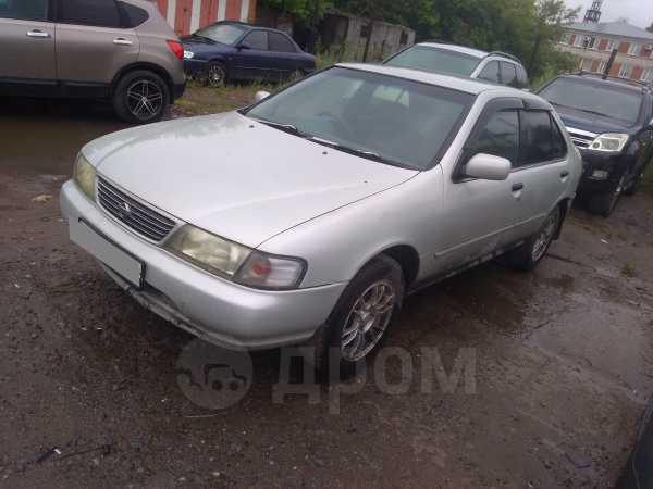 Nissan Sunny, 1995 год, 59 000 руб.