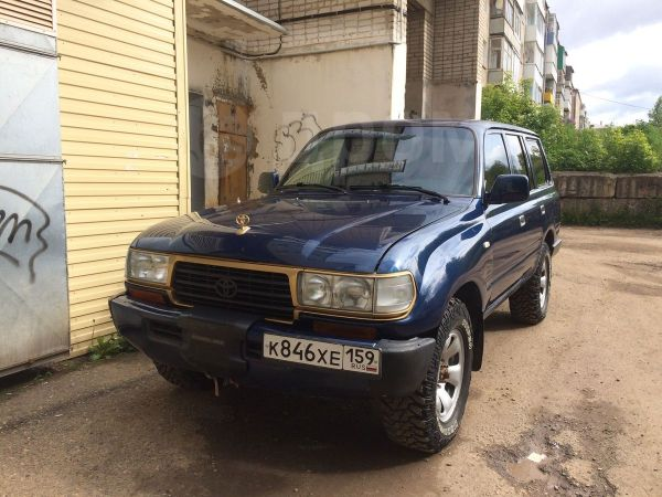 Toyota Land Cruiser, 1992 год, 650 000 руб.