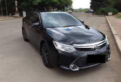 Балабаново Toyota Camry 2016