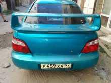 Анапа Impreza WRX 2005