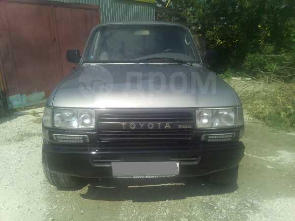 Toyota Land Cruiser, 1993 год, 690 000 руб.