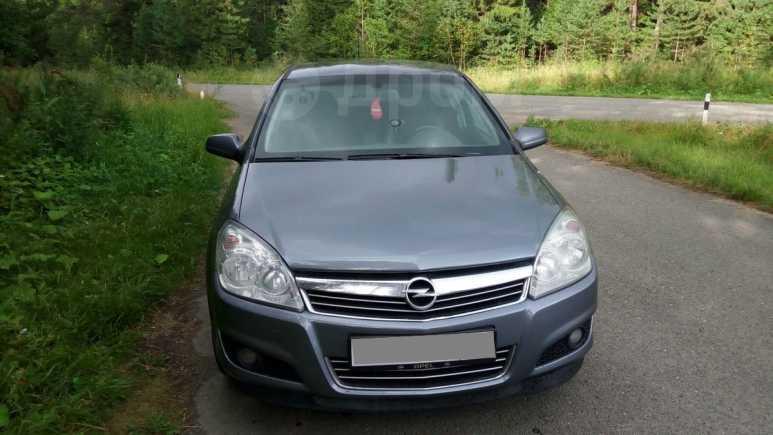 Opel Astra, 2007 год, 355 000 руб.