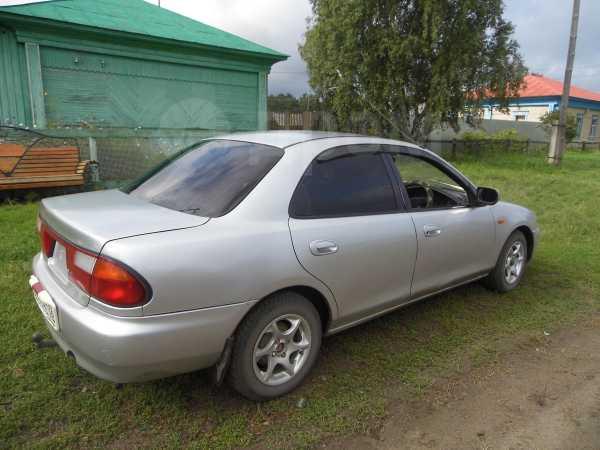 Mazda Familia, 1994 год, 125 000 руб.