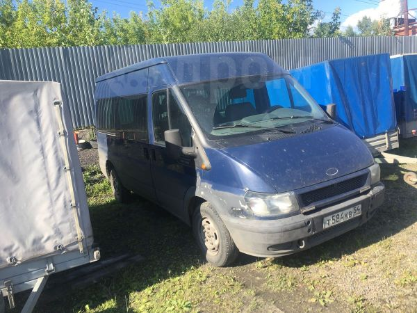Ford Tourneo Custom, 2005 год, 330 000 руб.