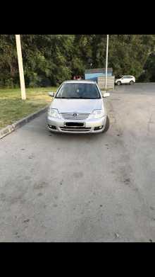Кызыл Corolla 2006
