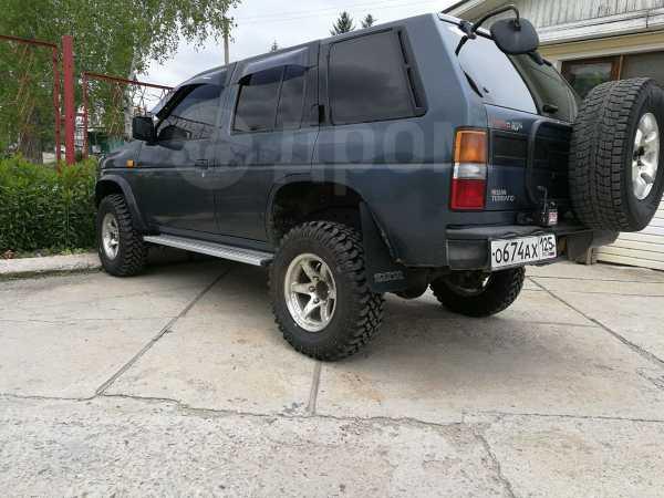 Nissan Terrano, 1991 год, 120 000 руб.