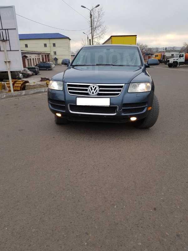 Volkswagen Touareg, 2003 год, 480 000 руб.