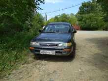 Партизанск Corolla 1992